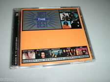 JUST THE BEST 1/98 2 CD'S MIT XAVIER NAIDOO PUR GIL HADDAWAY BLUE SYSTEM N SYNC