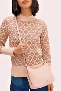 Kate Spade Lake Small Hobo Bag Pale Pink Color Crossbody Top Handle New Tags
