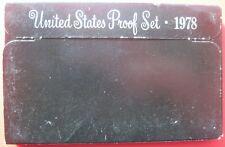 1978-S 1C-$1 U.S. Proof Set *Eisenhower*