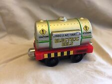 Thomas Engine Metal Diecast Train Take Along N Play Ocean Tanker Electric Eels