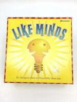 Like Minds Board Game Complete in Box Game For Players Who Think Alike Pressman