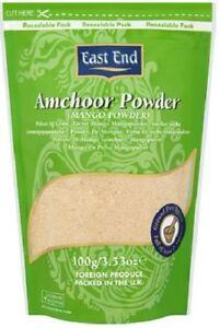 100g East End Mango Powder Top Quality - AMCHOOR Amchuur