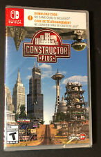 Constructor Plus (Nintendo Switch) NEW