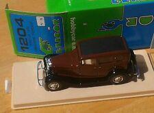 """ELIGOR n° 1204 FORD V8 Limousine """"FORdDOR"""" de 1932 . Boîte + surboîte"""