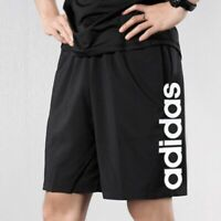 Adidas Men Shorts Training Essentials Chelsea Running Workout Black DQ3074 New