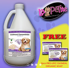 Pro-lific Spcialized Dog Shampoo Oatmeal Concentrate 1gallon
