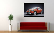 2013 BMW X1 NEW GIANT LARGE ART PRINT POSTER PICTURE WALL