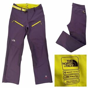 THE NORTH FACE Summit Series Pertex Equilibrium Stretch Outdoor Trousers UK 10