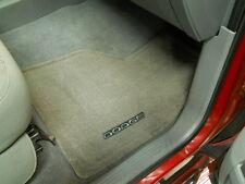 Dodge Ram 1500 2500 2002-2005 Front Premium Taupe Carpet Floor Mats Mopar OEM