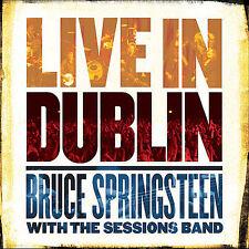 Bruce Springsteen - Live in Dublin - CD & DVD Set