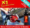 X1 Car Polish Shine and Seal Best Car Polish In The World - Free Prof Microfibre