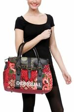 PROMOTION !!! SAC CARTABLE DESIGUAL NEUF FEMME BOLS BIG AVATAR