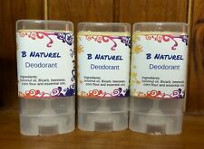 Natural Deodorant FREE sample read description conditions Apply