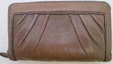-Portefeuille/ porte-monnaie  compagnon COCCINELLE cuir TBEG vintage