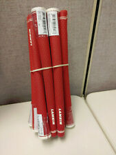 New Lamkin R.E.L. ACE 3GEN Standard Red Grip .58 Rd *13 Pack*