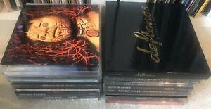 Metal Rock 20 CDs Sepultura, Guns N Roses, Metallica, Def Leppard, Deftones