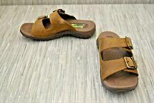 **Skechers Reggae-Jammin' 46795EW Sandal, Women's Size 6EW, Brown
