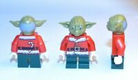 LEGO 4002019 YODA MINIFIGURE from Employee Gift 2019 Christmas X-Wing Kladno CZ