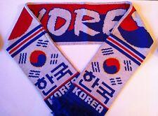 SOUTH KOREA Football Scarves New from Superior Acrylic Yarns