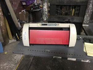 Fast Plot Cutting Plotter type 360, 110vac, real Cutting rang 330(mm), limitless