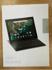 Google Pixel C Keyboard - Bluetooth -International English Layout Qwerty Black!