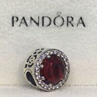 Sterling Silver Charm ROSA RADIANTE DE BELLA Disney ALE S925 Genuine Pandora bag