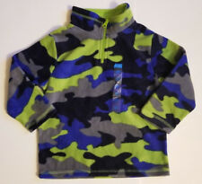 NWT The Children's Place Toddler Boy's Long Sleeve Fleece Jacket Size 3T