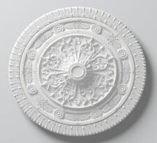 Victoria ceiling rose Lightweight Resin - Size 97cm