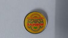 Rainbow Ritchie Blackmores vintage logo round music badge badges