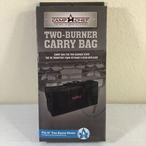 Camp Chef 2 Burner Carry Bag Model CB60UNV New In Box