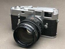 Jupiter-9 85mm  LEICA L39 LTM  ZEISS copy of Sonnar 1:2 f=8.5cm lens