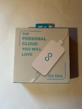 LIMA Ultra Personal Cloud Storage Device RARE DISCONTINUED
