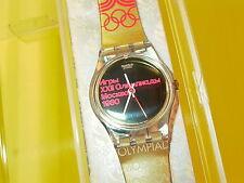 LADY (25mm) Olympia Swatch MOSCOW - LZ103 in NEU & OVP