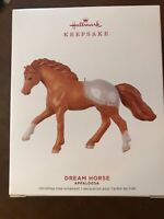 2019 Hallmark APPALOOSA Dream Horse Christmas ORNAMENT