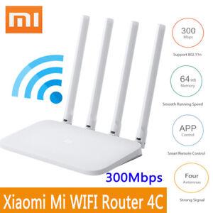 Router 4C Wireless 300 Mbps Smart Home Wireless Ripetitore Di Rete Extender F7M8