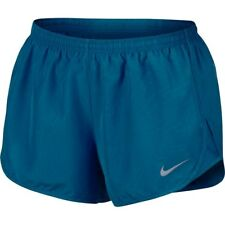 """Nike Modern Tempo Embossed 3"""" Shorts, Lined. Blue - XSmall- Running, Gym. BNWT"""