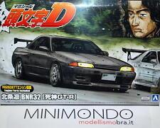 KIT NISSAN SKYLINE GT-R R32 INITIAL D BNR32 SHINIGAMI 1/24 AOSHIMA 01157 011577