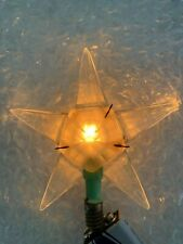 Matchless Electric Company Wonder Star Tree Topper