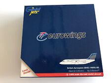 GeminiJets 1:400 Modellflugzeug, Eurowings British Aerospace BAE 146 / RJ-85