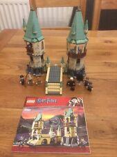 LEGO Harry Potter 4867 Hogwarts Extension Set (2011) Instructions