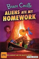 Aliens Ate My Homework (DVD, 2018)