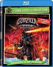 Godzilla 2000 [New Blu-ray] Uv/Hd Digital Copy, Widescreen, Ac-3/Dolby