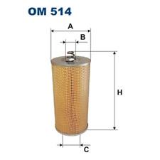 Ölfilter - Filtron OM514