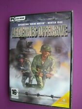 Ardennes Offensive (PC: Windows, 1997) 7350002939246 - New Sealed - FREEPOST