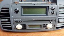 Display Bordcomputer Radio Blaupunk AX601 7642346318 Nissan Micra K12