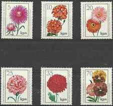 Timbres Flore Allemagne RDA 1750/5 ** lot 29452