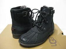 Ugg Cecile Black Women Boots US8/UK6.5/EU39