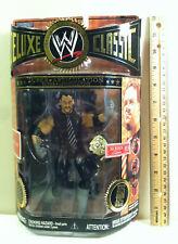 Jakks WWE Deluxe Classic Superstars Series 3 UNDERTAKER w/Winged Eagle Belt