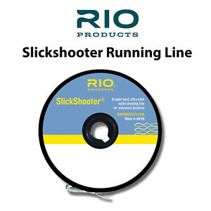 Rio® Slickshooter Shooting Line (Running Line) * NEW 2021 Stock * SS35 SS44 SS50