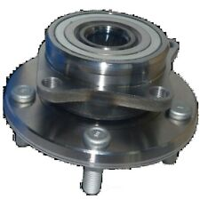 Axle Bearing and Hub Assembly-FWD Front GSP 124157